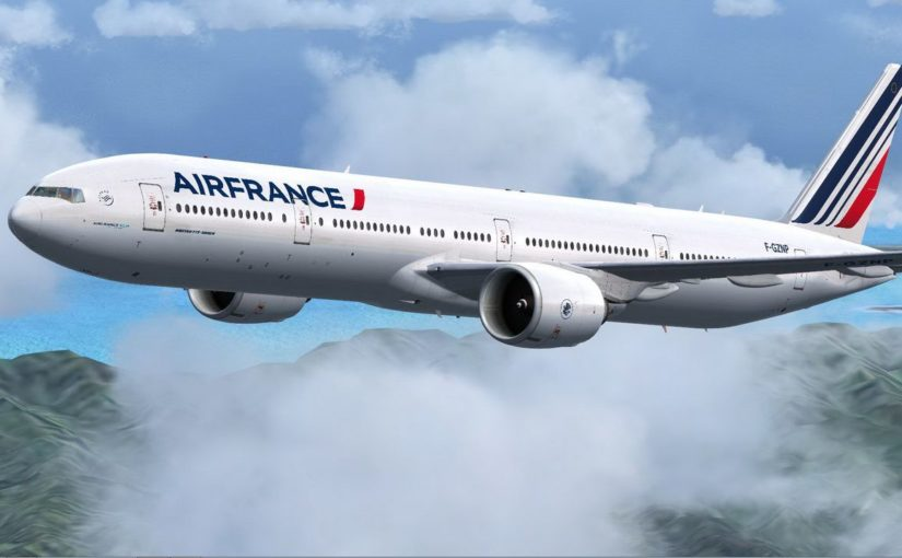 Greve air france jeudi 22 fevrier 2018 pr f rence for Interieur boeing 777 300er air france