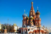 En voyage d'affaires à … MOSCOU