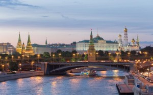 Moskova, voyage d'affaires à Moscou