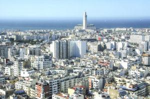 ville, voyage d'affaires à Casablanca