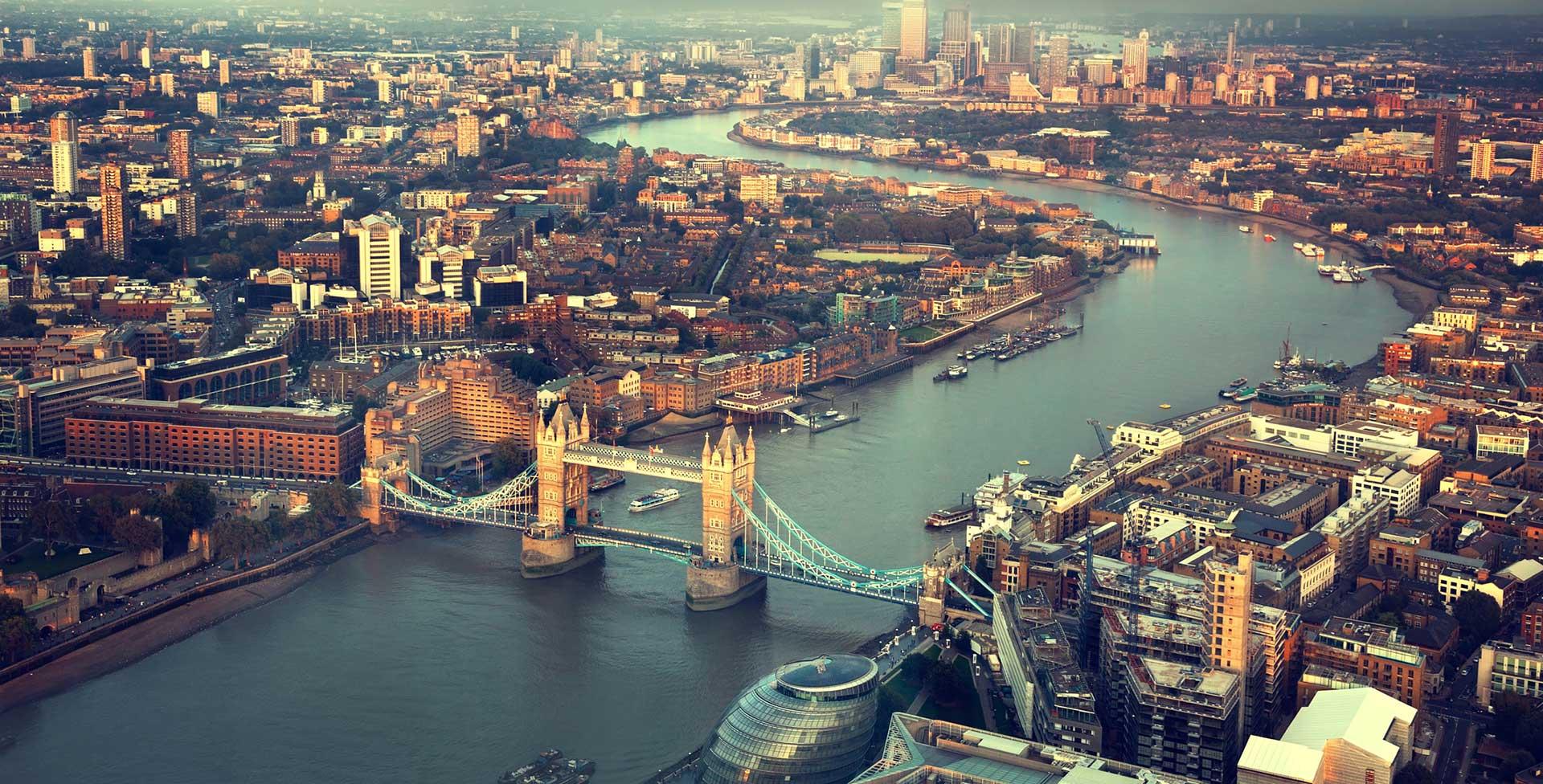 City, voyage d'affaires à Londres