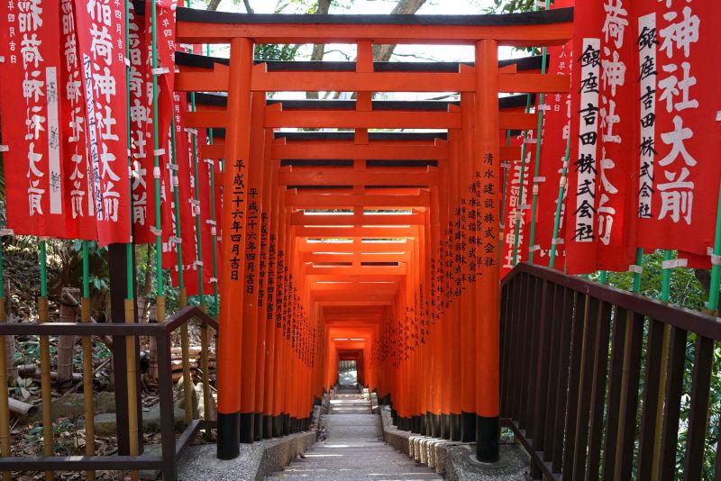 Sanctuaire Hie-Jinja, voyage d'affaires à Tokyo