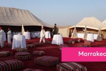 Votre prochain séminaire à Marrakech
