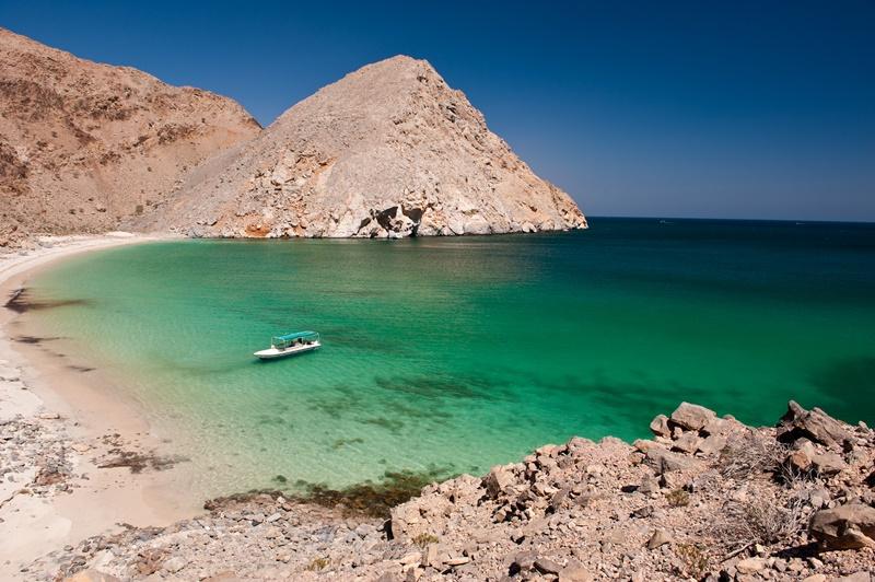 Découvrez Mussandam Dibba à Oman