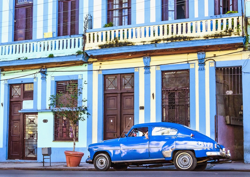 Circuit à Cuba