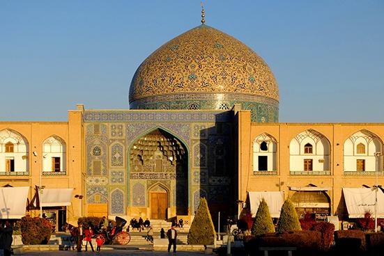 Iran Ispahan place royaleweb