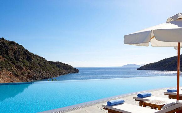 Destination la Crète
