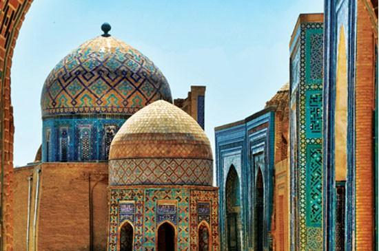 Découvrez l'Ouzbékistan
