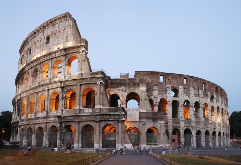 Tourisme à Rome avec Préférence Voyages