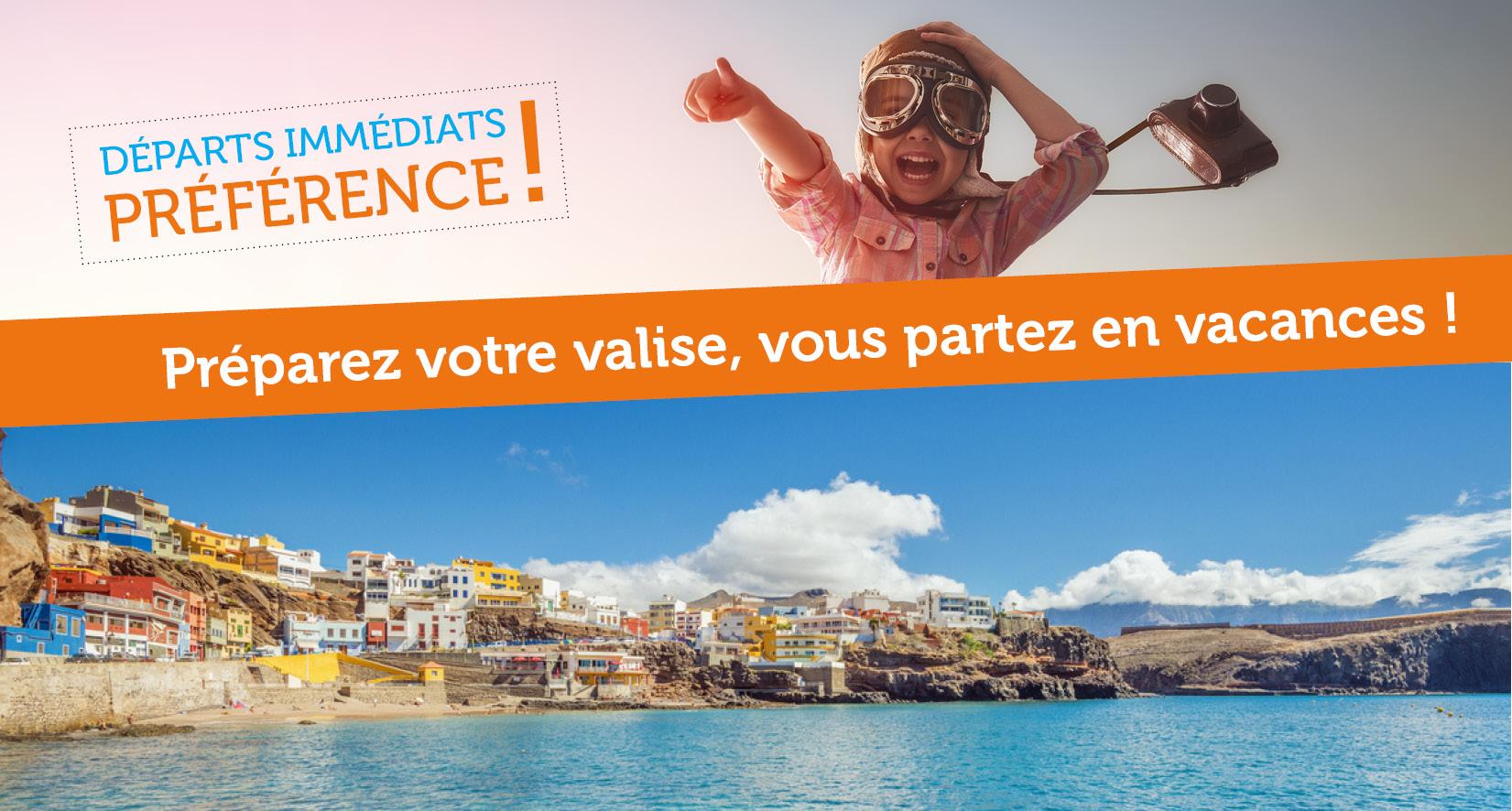 Votre séjour à l'île Grande Canarie