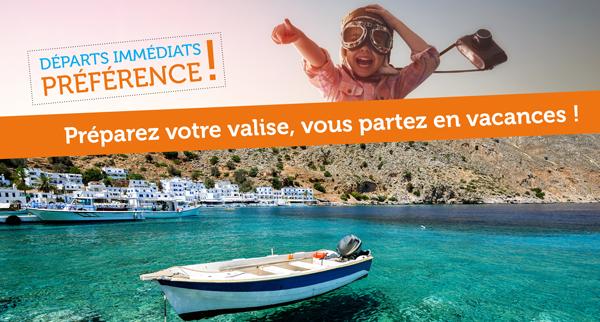 Destination la Crète avec Préférence Voyages