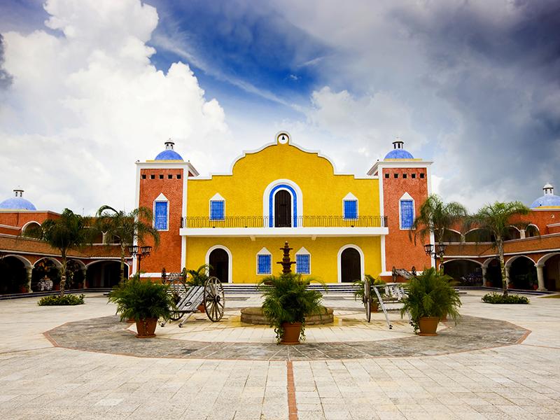 Mexique Empreinte