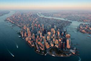 Manhattan, voyage d'affaires à New-York