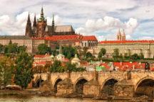 En voyage d'affaires à … PRAGUE