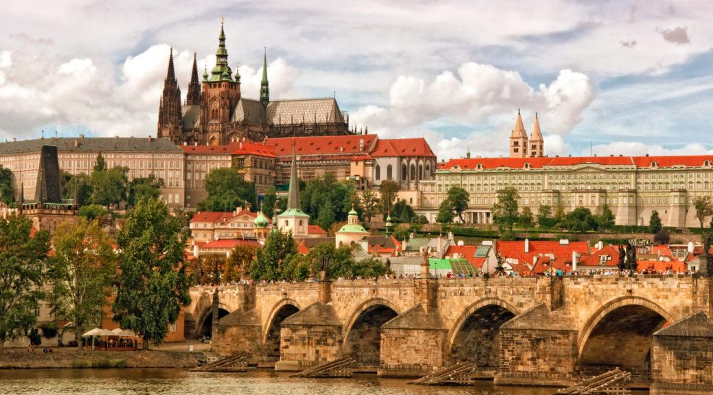 Château de Prague, voyage d'affaires à Prague