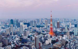 City, voyage d'affaires à Tokyo