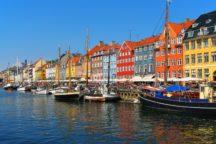 En voyage d'affaires à … COPENHAGUE