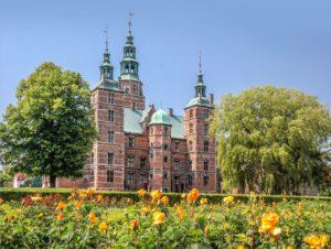 Château de Rosenborg, voyage d'affaires à Copenhague