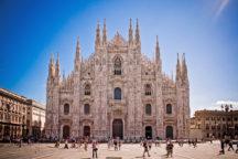 En voyage d'affaires à … MILAN