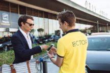 Ector, le parking avec voiturier