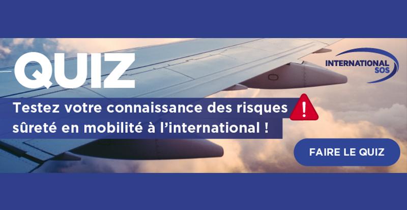 quizz International SOS