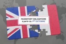Royaume-Uni : passeport obligatoire pour les voyageurs français