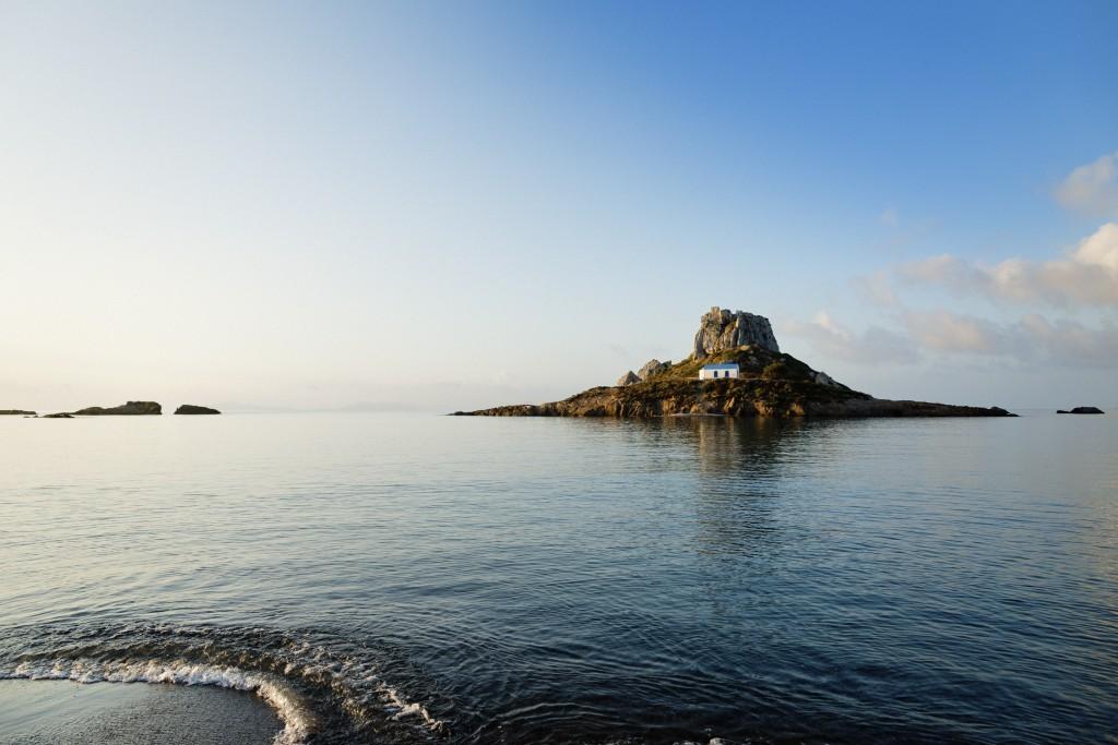 L'île de Kos en Grèce