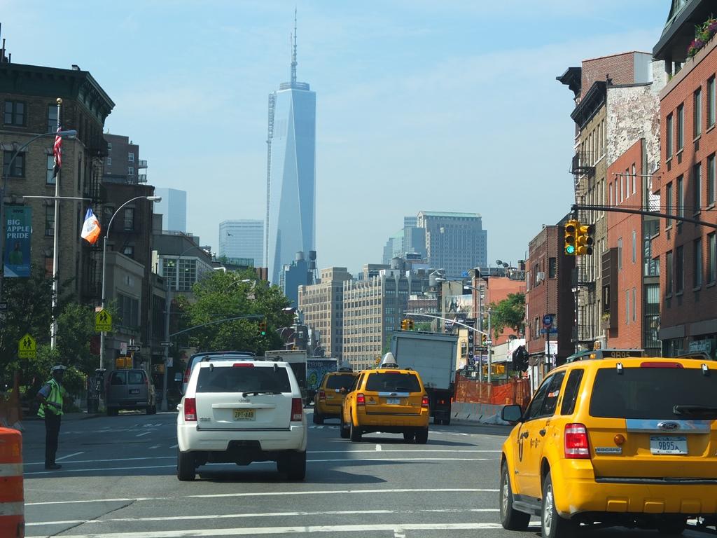 Partez à New-York