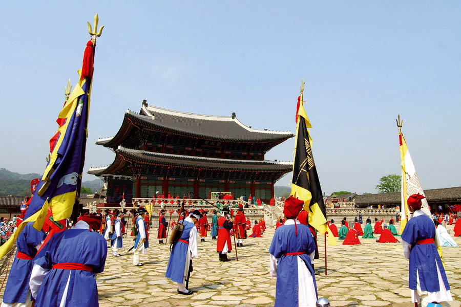 Découvrez la Corée du Sud