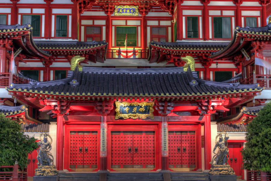 Visitez Singapour avec Préférence Voyages