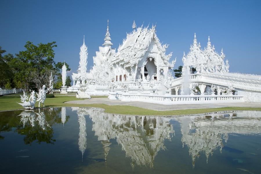 Découvrez les temples de Thaïlande