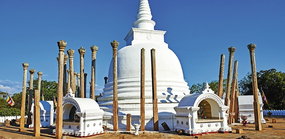 Destination le Sri Lanka