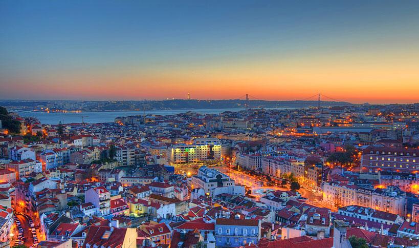 Visitez Lisbonne au Portugal