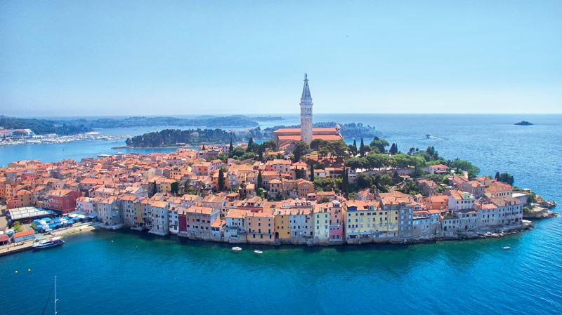 Séjour en Croatie et Slovénie