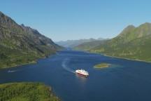 Imaginez et découvrez les splendeurs secrètes de la côte norvégienne