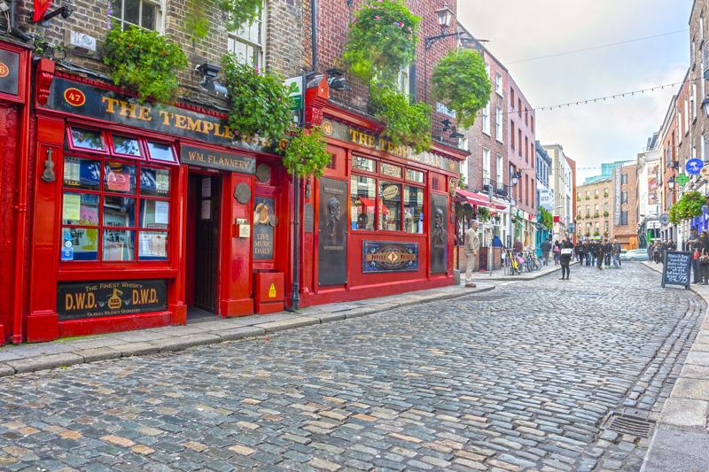 Séjournez à Dublin avec Préférence Voyages