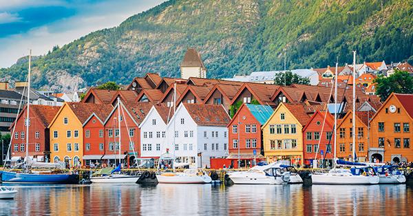 Bergen - NORVEGE