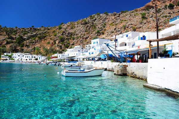 Partez en Crète