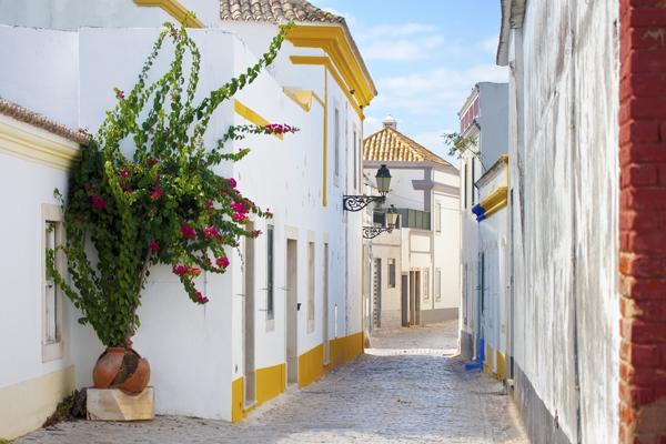 Destination Faro au Portugal