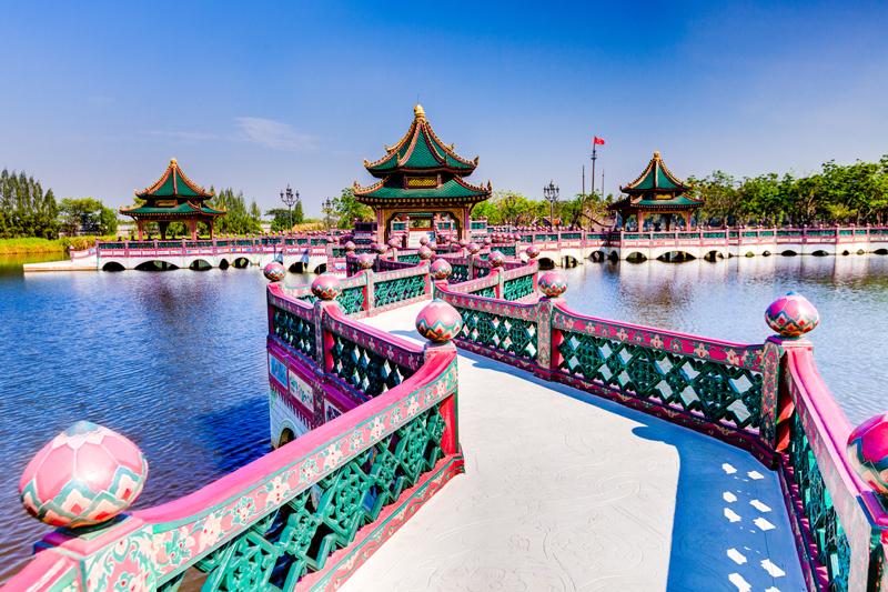Destination Bangkok avec Préférence Voyages