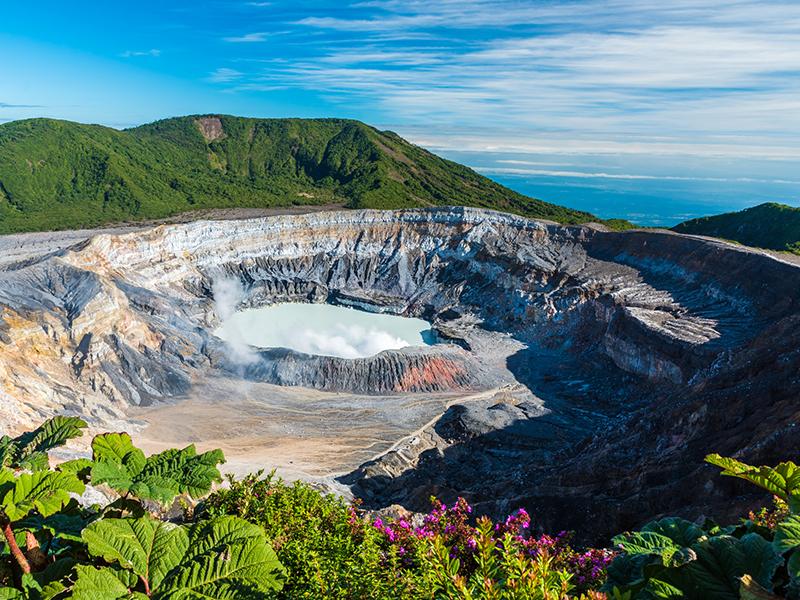 Découvrez le Costa Rica