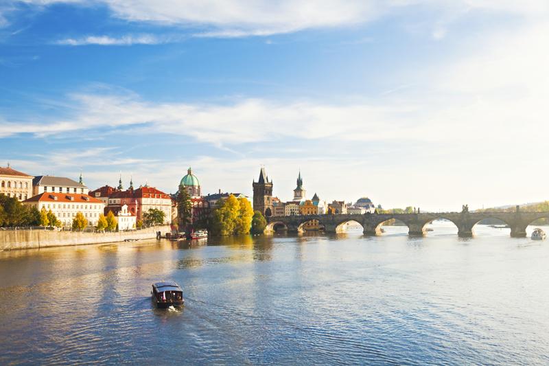 Weekend à Prague