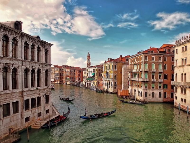 VISIT EUROPE ITALIE