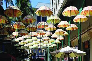 Le marché de Port Louis