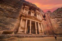 Egypte, Jordanie au départ de Nantes