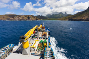 Beachcomber croisière Polynésie