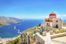 DESTINATION GRèCE